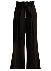 Proenza Schouler Paperbag waist wide-leg trousers