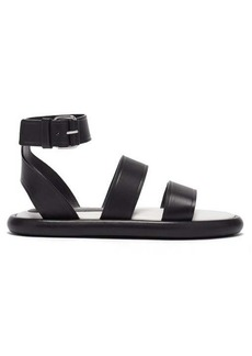 Proenza Schouler Pipe padded-insole leather sandals