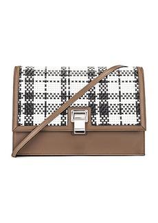 Proenza Schouler Plaid Lunch Bag
