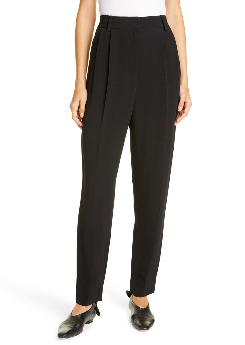 Proenza Schouler Pleated Tapered Pants