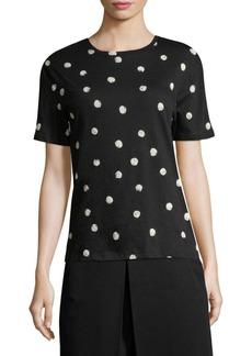 Proenza Schouler Polka Dot T-Shirt