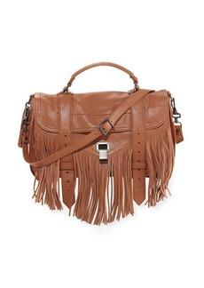 Proenza Schouler PS1 Fringe Medium Satchel Bag