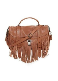 Proenza Schouler PS1 Fringe Medium Satchel Bag
