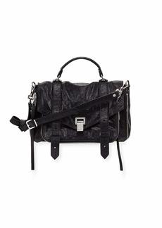 Proenza Schouler PS1+ Medium Leather Satchel Bag