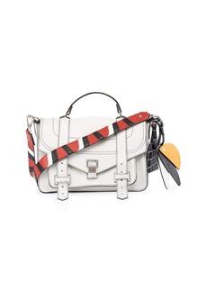 Proenza Schouler PS1 Medium Patchwork-Strap Satchel Bag