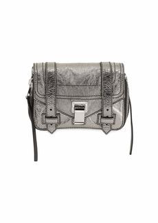 Proenza Schouler PS1+ Mini Metallic Crossbody Bag