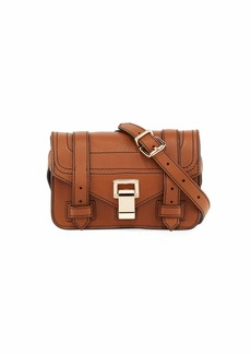Proenza Schouler PS1+ Mini Soft Grainy Leather Crossbody Bag