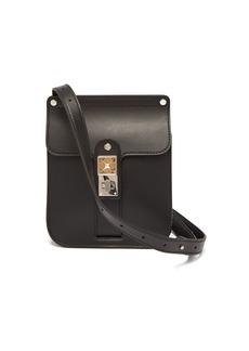 Proenza Schouler PS11 leather cross-body bag