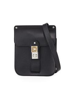 Proenza Schouler PS11 Smooth Box Crossbody Bag