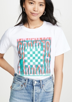 Proenza Schouler White Label Baby Printed Tee