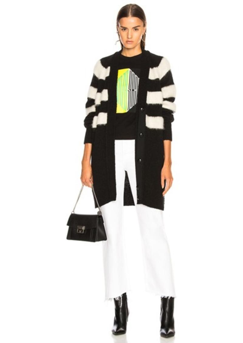 Proenza Schouler PSWL Brushed Wool Long Cardigan