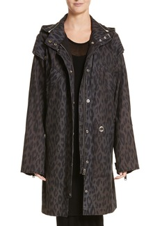 Proenza Schouler PSWL Convertible Washed Cotton Military Coat
