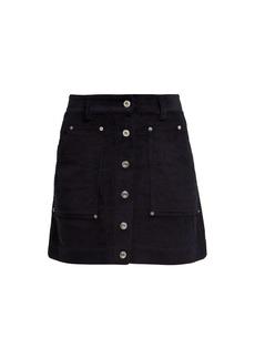 Proenza Schouler PSWL Corduroy mini skirt