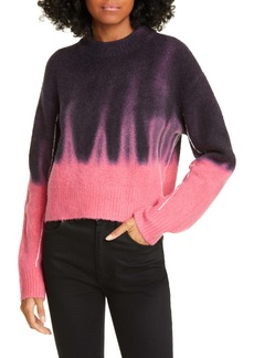 Proenza Schouler White Label Dip Dye Sweater
