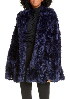 Proenza Schouler PSWL Faux Fur Coat
