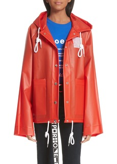 Proenza Schouler PSWL Graphic Raincoat