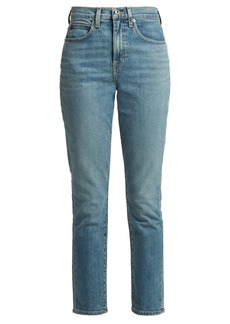 Proenza Schouler PSWL High-rise slim-fit jeans