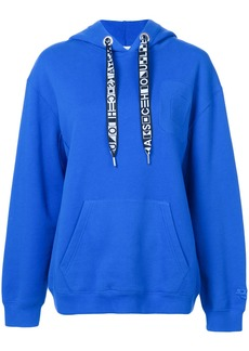Proenza Schouler PSWL Hooded Sweatshirt - Blue