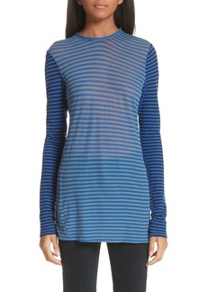 Proenza Schouler PSWL Mixed Stripe Top