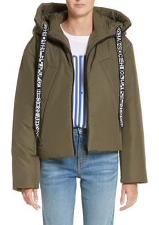 Proenza Schouler PSWL Padded Short Windbreaker