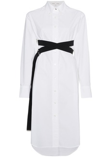 Proenza Schouler PSWL Shirt Dress - White