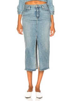 Proenza Schouler PSWL Slit Skirt