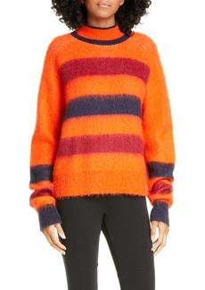 Proenza Schouler White Label Stripe Sweater