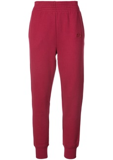 Proenza Schouler PSWL Sweatpants - Red