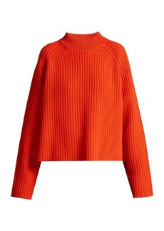 Proenza Schouler Ribbed wool-blend sweater