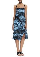 Proenza Schouler Scissor-Hem Dress W/ Cami Straps