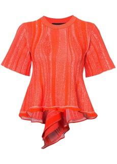 Proenza Schouler Sculpted Knit Top