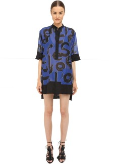 Proenza Schouler Shirtdress Cover-Up