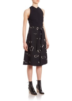 Proenza Schouler Sleeveless A-Line Dress