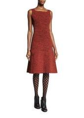 Proenza Schouler Sleeveless Cutout-Back Dress