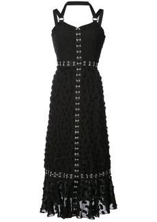 Proenza Schouler Sleeveless Dress - Black