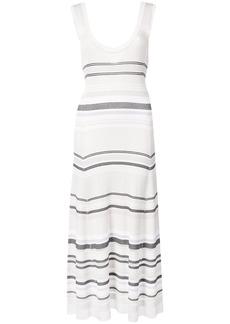 Proenza Schouler Sleeveless Knit Dress - Nude & Neutrals