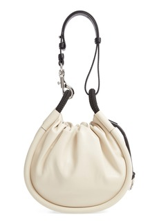 Proenza Schouler Small Canteen Leather Shoulder Bag
