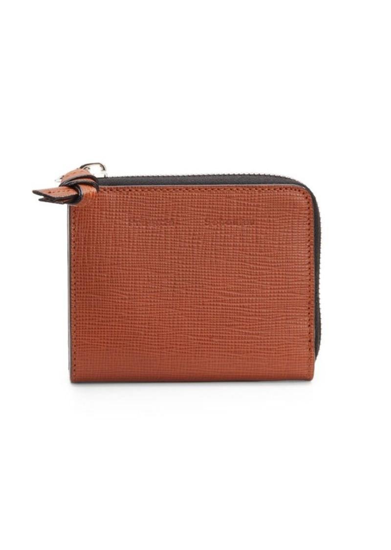 Proenza Schouler Small Leather Zip Wallet