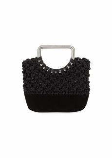 Proenza Schouler Small Market Macramé Bag