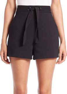 Proenza Schouler Tie-Front Shorts