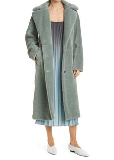 Proenza Schouler White Label Teddy Bear Fleece Coat