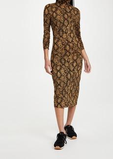Proenza Schouler White Label Turtleneck Dress