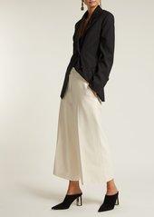 Proenza Schouler Wide-leg crepe culottes