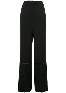 Proenza Schouler wide-leg trousers - Black