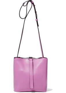 Proenza Schouler Woman Frame Leather Shoulder Bag Pink