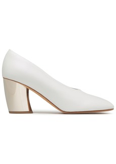 Proenza Schouler Woman Leather Pumps Ivory