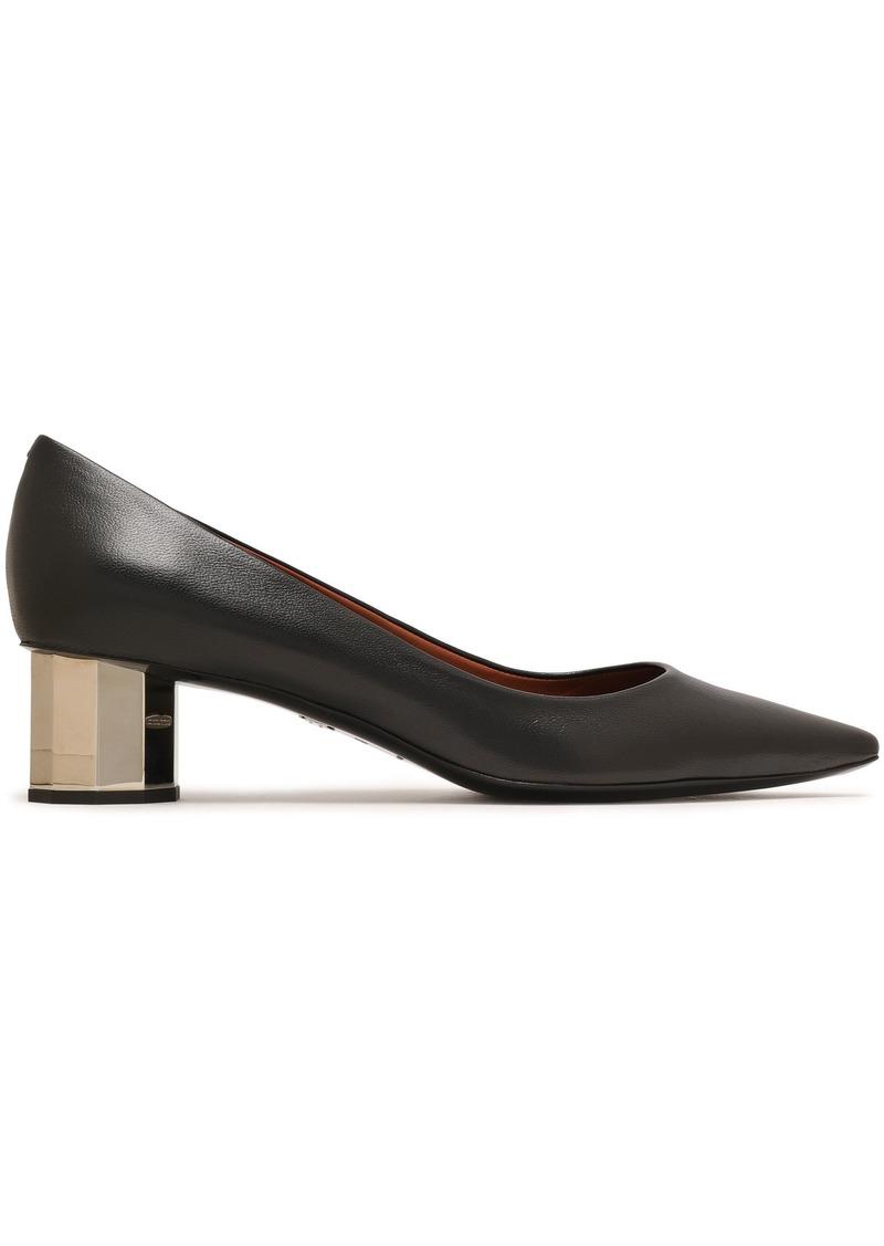 Proenza Schouler Woman Leather Pumps Black