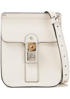 Proenza Schouler Woman Ps11 Box Leather Shoulder Bag Ivory