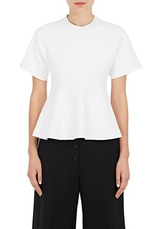 Proenza Schouler Women's Compact Knit Flared Top