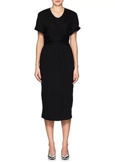 Proenza Schouler Women's Cotton Jersey T-Shirt Dress